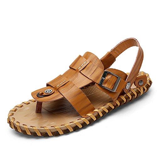 Summer Anti-slip Toe Slippers/Fashion Outdoor Wear Beach Shoes C