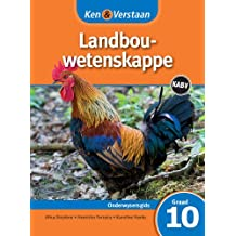 Study and Master Agricultural Sciences Grade 10 CAPS Teacher's File Afrikaans Translation