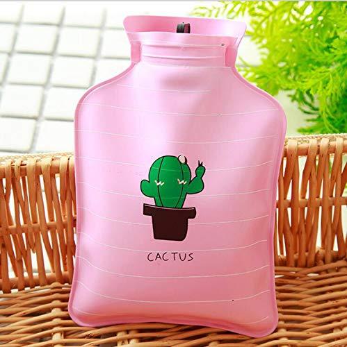 Preisvergleich Produktbild LNYF-OV Wärmflasche Heiße Taschen Handwärmer Wiederverwendbare Miniheizungs-Schmerzlinderung Nette Lange Kurze Bettwäsche Wärmer,  14 * 10cm