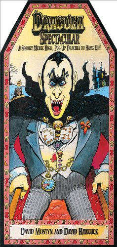Dracula spectacular : a spooky metre-high pop-up Dracula to hang up!