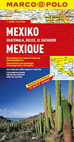 Mexique, Guatemala, Belize, El Salvador par Collectif