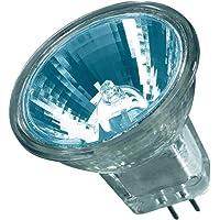 Osram Lampada Alogena, GU4, 20 watts, Trasparente, 2 Unità