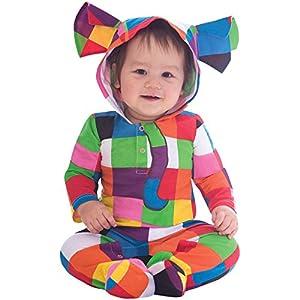 Amscan 9902979 Dress Up - Disfraz, Color antiolor, 1-2 años