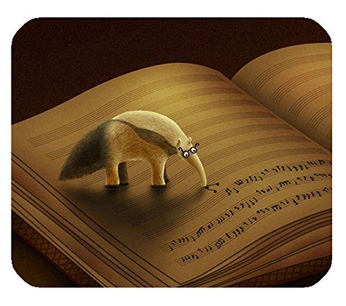 Elefant Dance Music Poster Design Druck Maus Pad Mauspad, Elefant Karte Poster