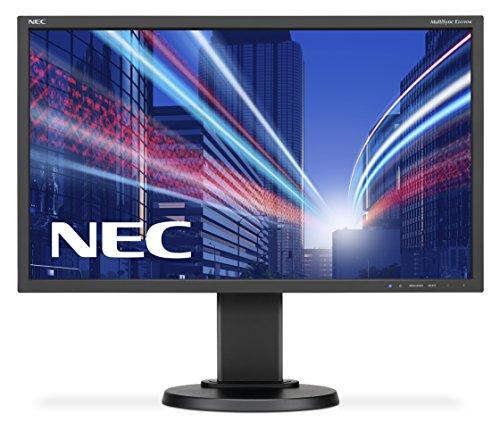 NEC 60003681 - Multisync E243WMi Black Monitor - 24