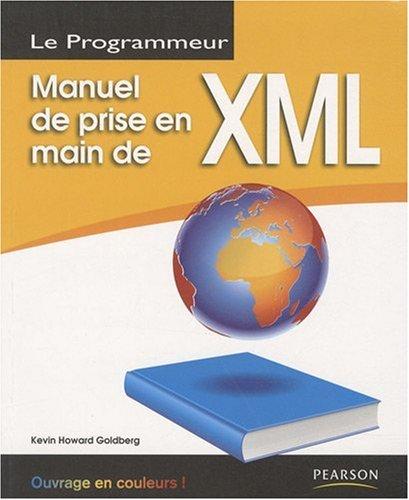 Manuel de Prise en Main de XML