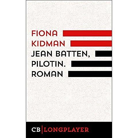 Jean Batten, (Fiona Air)