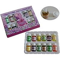 DFLY 3ml ml Ätherisches Öl wasserlöslich Farbe Aromatherapie ätherisches Öl (12Multifunktions von einem Feld... preisvergleich bei billige-tabletten.eu