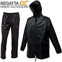 Regatta Unisex Stormbreak Waterproof Rainsuit | Taped Seams
