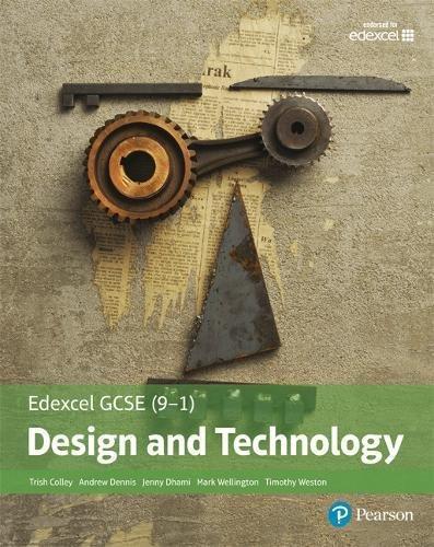 Edexcel GCSE (9-1) Design and Technology Student Book (Edexcel GCSE Design and Technology (9-1))