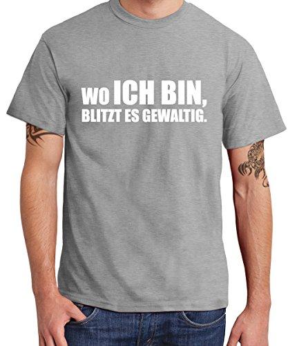-wo-ich-bin-blitzt-es-gewaltig-t-shirt-herren-sports-grey-mit-weiss-grosse-xxl