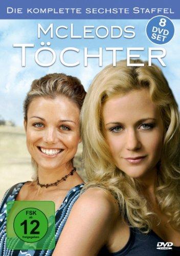 McLeods Töchter - Staffel 6 (8 DVDs)