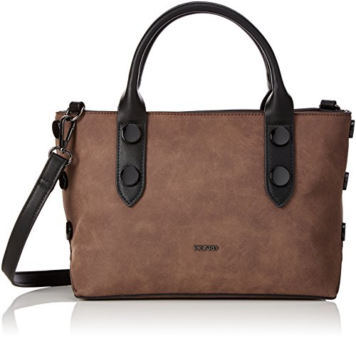 Picard Damen New Wave Henkeltasche, Braun (Chestnut), 10 x 19 x 30 cm (New-wave-tasche)