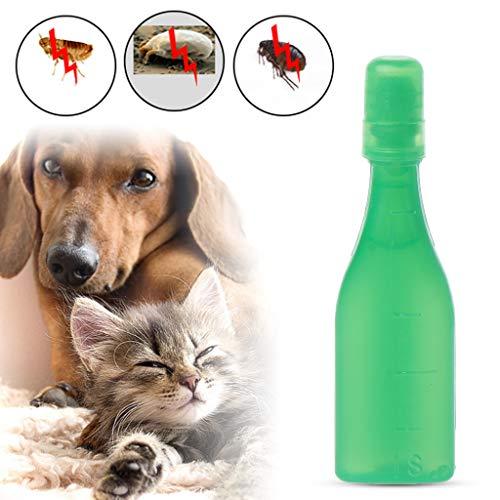 Haustier-Insektizid, gegen Flöhe, Läuse, Insektenvernichter, Spray für Hunde und Katzen