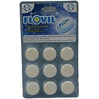 Floculante y clarificador Flovil para el agua de la piscina - Jardiboutique