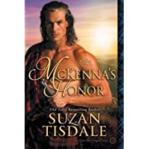 McKenna's Honor (The Clan MacDougall) by Suzan Tisdale (2013-03-08)