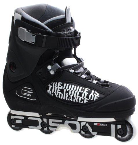 California Pro New Gift II Aggressive Inline Skates (7UK) (Aggressive-skates 2)