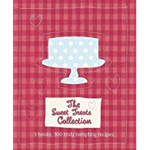 300 Recipe Slipcase: Sweet Treats Collection 3-book set - Love Food by Parragon Books (2012-04-20)