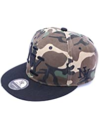 Snapback NY Camouflage - Mixte