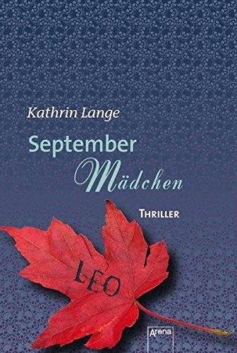 Buchcover Septembermädchen: Die Arena-Thriller