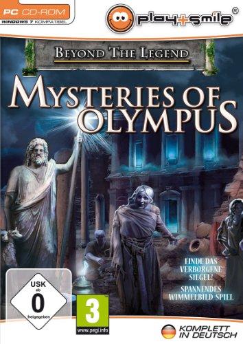 Beyond the Legend: Mysteries of Olympus (Griechische Und Göttin Jäger)