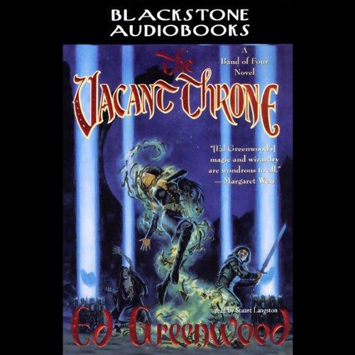The Vacant Throne  Audiolibri