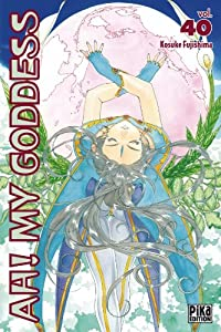 Ah ! My Goddess Edition simple Tome 40