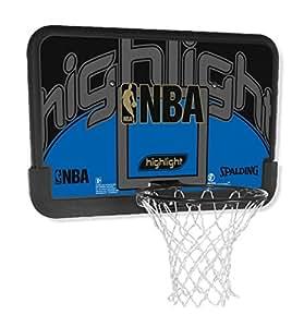SPALDING Panneau de basket NBA Gold In-Ground