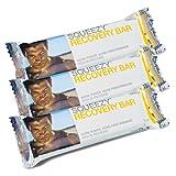 Squeezy Sports Nutrition Protien Energy Bar Vanille, 3 Stück, 1er Pack (1 x 150...