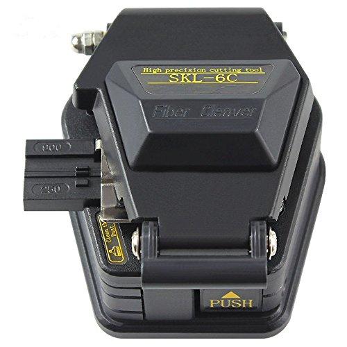DAXGD Fibre fendoir câble SKL-6C coupe FTTC outils de couteau à fibre optique coupe haute Gaillet fibre de précision