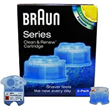 Braun Clean & Renew CCR 2 – 2ER Pack 2 x 170 ml