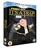 Family Guy - It's A Trap (Limited Edition with T-Shirt, Collector's Cards and Script) [Blu-ray]