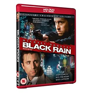 Black Rain  (UK Import) [HD DVD] [Blu-ray]