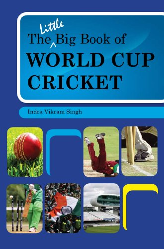The Little Big Book of World Cup Cricket