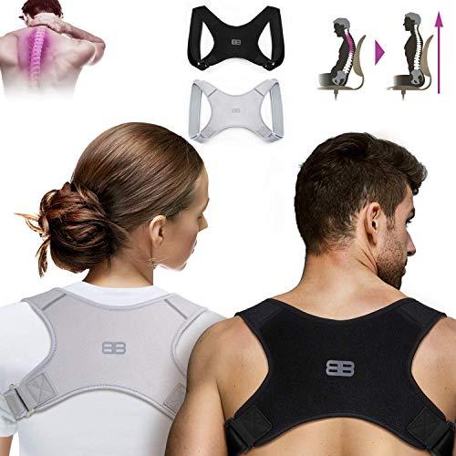 Back Bodyguard Haltungskorrektur - Innovativer Rücken Geradehalter für eine aufrechte Körperhaltung - Posture corrector - Gerader Rücken - S,M,L