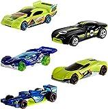Hot Wheels Fahrzeuge, Mehrfarbig, FWR10