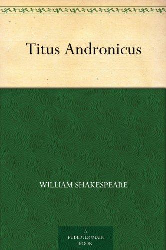Couverture du livre Titus Andronicus