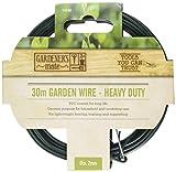 Gardman 30m Gartendraht mit PVC-Überzug - strapazierfähig