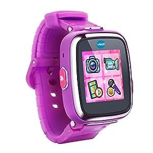 V Tech 80 171650 Kidizoom Smartwatch Dx, Vivid Violet (2nd Generation)