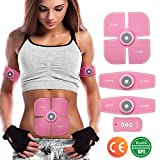 Best Body Toners - Charminer Muscle Toner, Abdominal Toning Belts EMS Abs Review