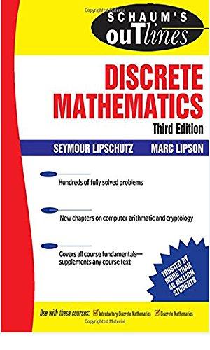 Schaum's Outline of Discrete Mathematics, 3rd Ed. (Schaum's Outline Series) (English Edition)