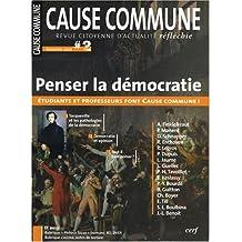 Cause commune, N° 2, Automne 2007 : Penser la démocratie