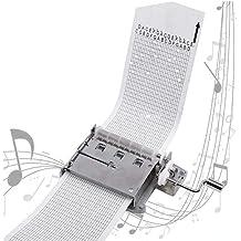 Mecanismo de Caja de música con Tiras, 30 Notas de música Personalizadas Disponibles, canción