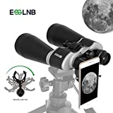 ESSLNB Astronomy Binoculars 13-39X70 Zoom Binoculars for Stargazing with Phone Adapter Tripod Adapter and Case for Stargazing Terrestrial Viewing Hunting