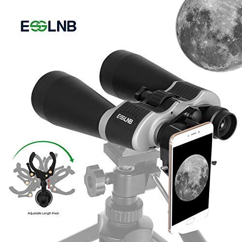 ESSLNB Fernglas Astronomie 13-39X70 Zoom mit Handy Adapter Stativadapter und Tasche für Kinder und Erwachsene