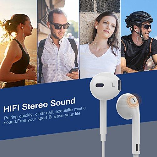FKANT Auricolari Bluetooth Wireless ... e2d9ae9e2cfa