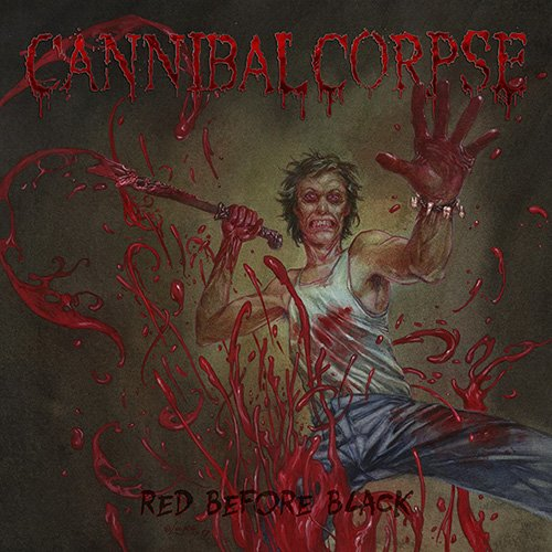 Cannibal Corpse: Red Before Black (Audio CD)