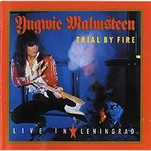 TRIAL BY FIRE LIVE IN LENINGRAD VINYL LP[839726-1]1989