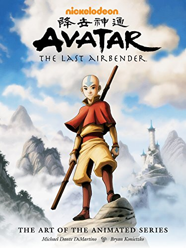 Avatar: The Last Airbender - The Art of the Animated Series por Michael Dante DiMartino
