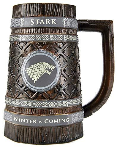 Game Of Thrones Pinte de bière Stark 900ML par  Half Moon Bay